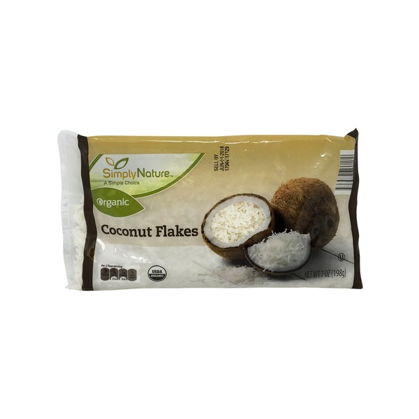 Simply Nature Coconut Flakes.jpg