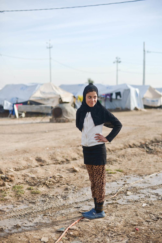 IRAQ, 2015