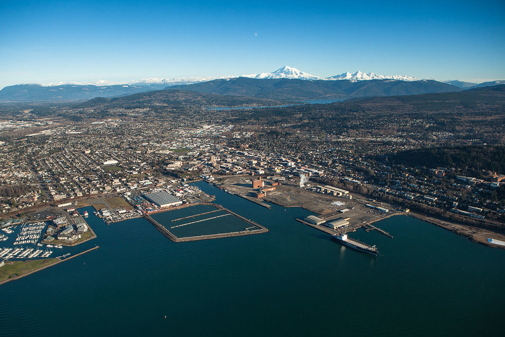 Bellingham is a fast-growing, dynamic waterfront community with a strong connection to the outdoors. Below are Bellingham's urban development plans that contextualize the Railroad and Champion Building's place in the larger community.