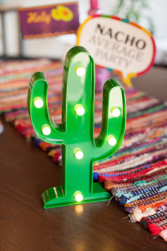 Cactus Decoration - Devine, TX