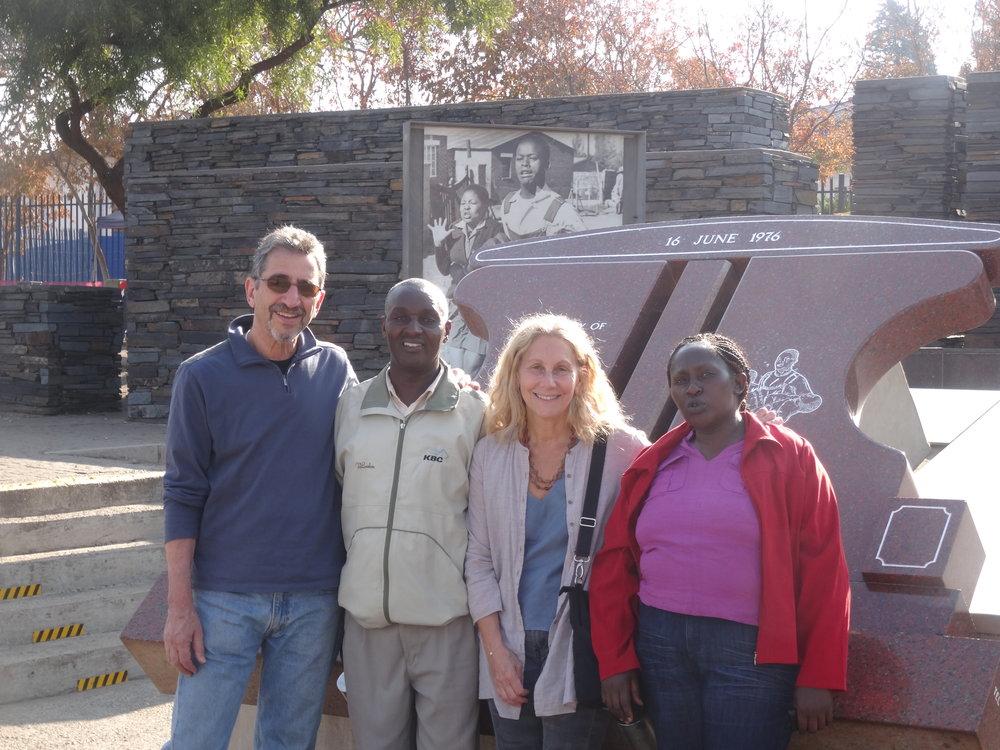 Hector Peterson site, Johannesburg.jpg