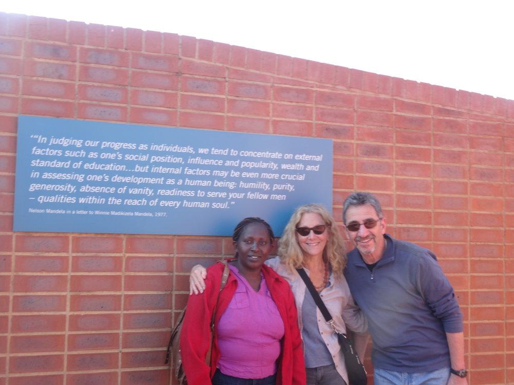 Nelson Mandela House, Johannesburg.jpg