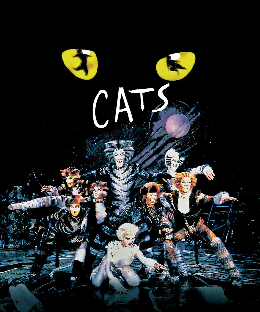 Dec 20 2019 - the movie adaptation of Cats is confirmed for the big screen.