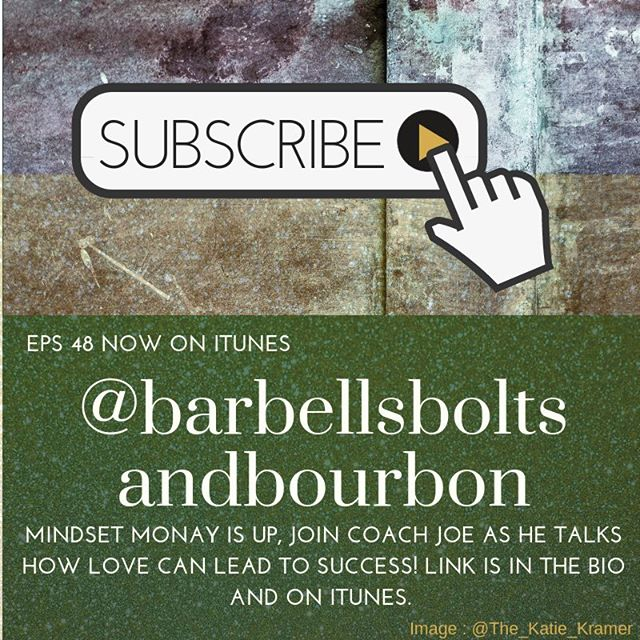 Mindset Monday is up! Tune-in to hear how love and success go hand in hand. Links in the bio!