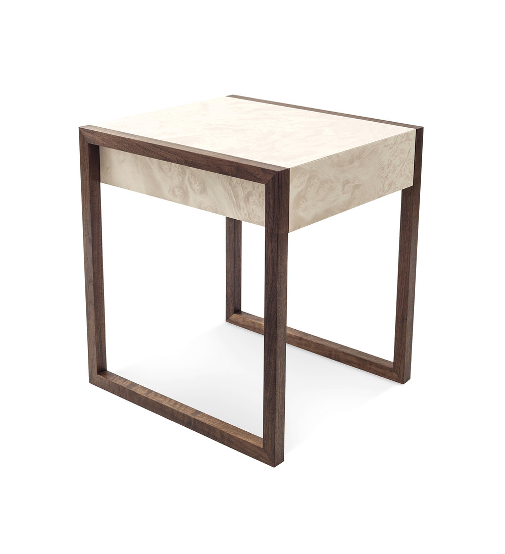 HIGHLAND END TABLE