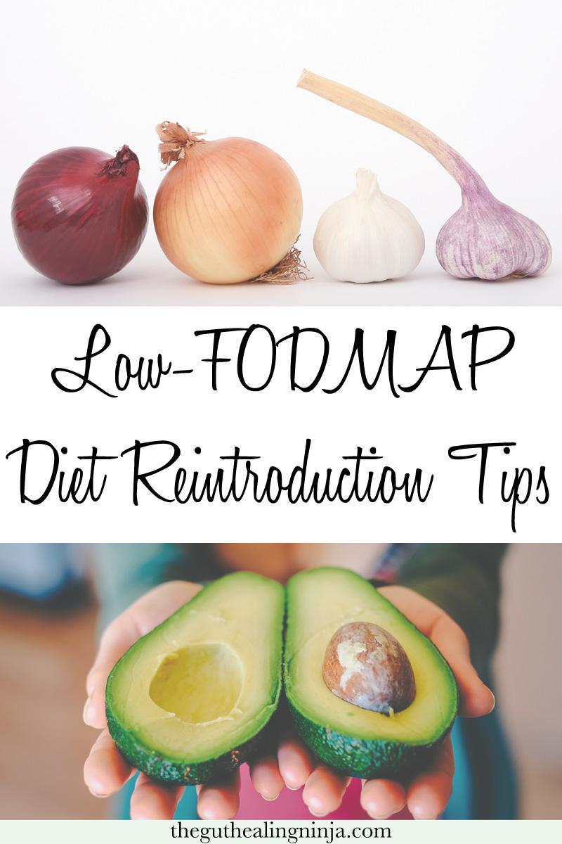 Low-FODMAP Diet Reintroduction Tips - The Gut Healing Ninja
