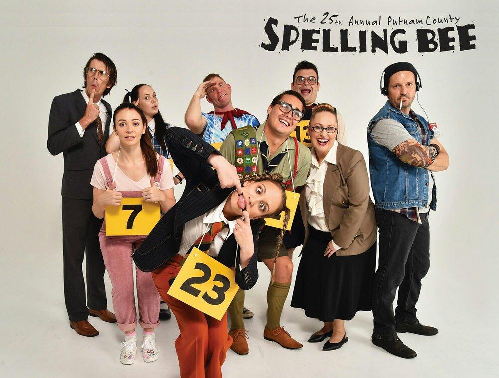 Spelling Bee Cast