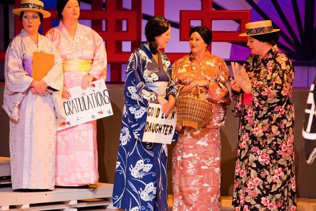 The Ladies of Titupu