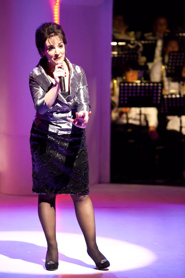 Toni Williams as Judy