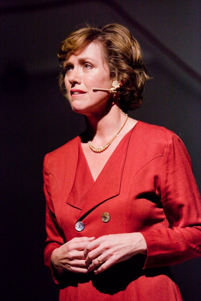 Helen Herridge as Mum