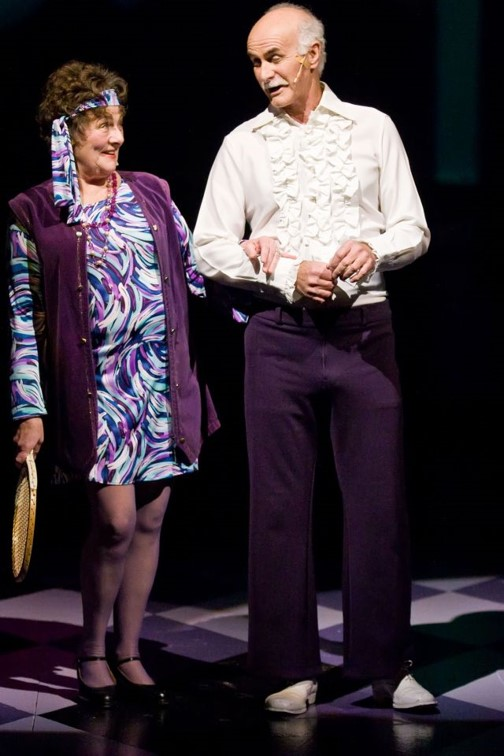Adele Stephenson & John Gerrie