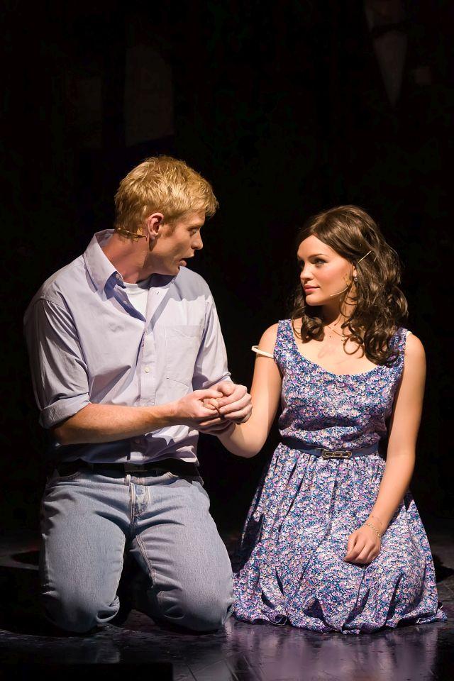 Gareth Davis (Tony) & Jess Vickers (Maria)