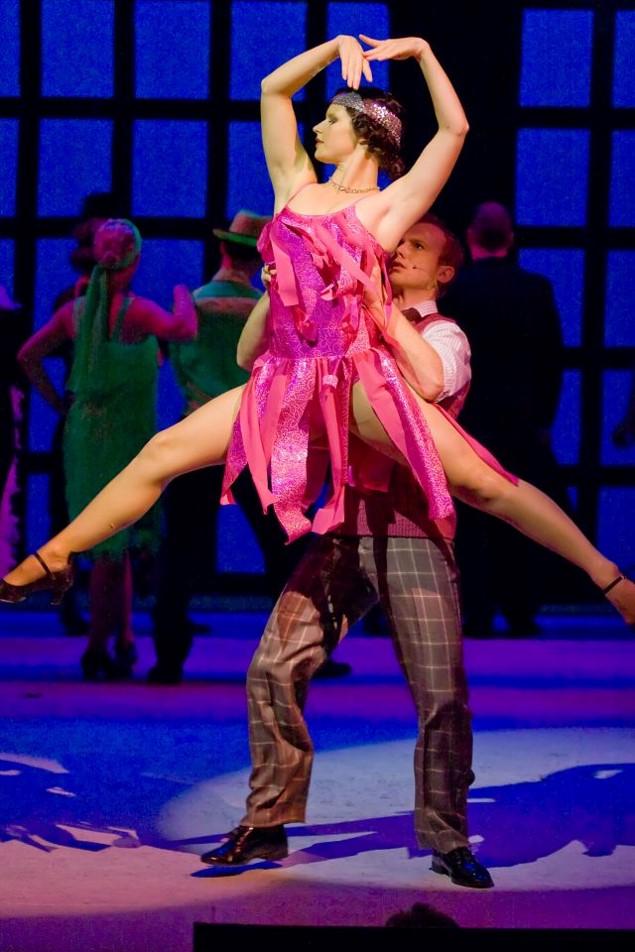 Amanda Cooke - principal dancer