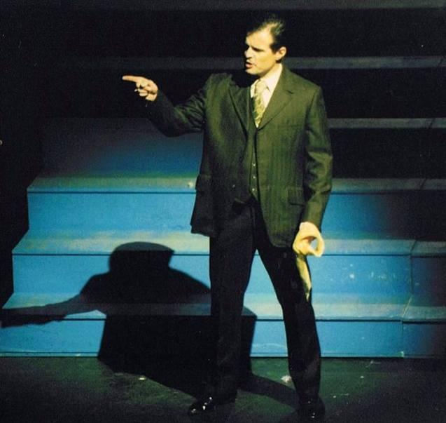 Shane Caulfield as Julian Marsh