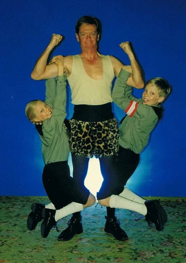 "Geoff Hay "" Strongman """