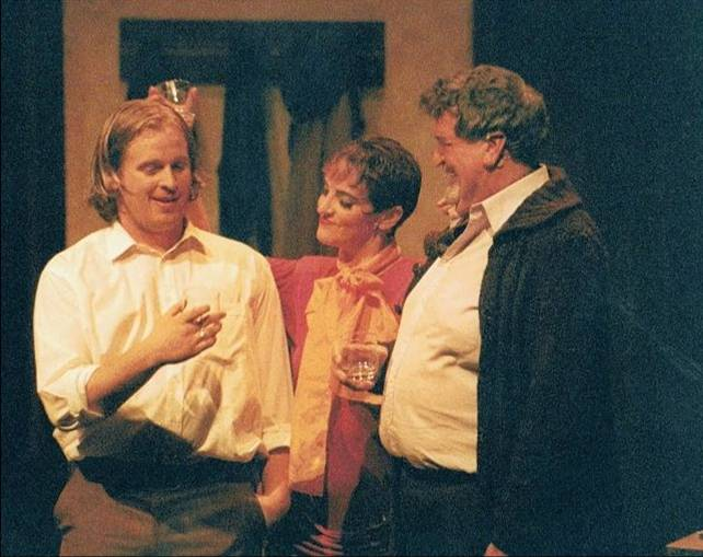 Chris Gracia ( Clifford  ), Toni, Noel Borger ( Ernst )