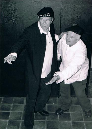 Lex ( Murdoch ) & Roy ( MacGregor )