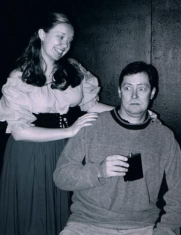 Erin ( Meg ) & Trevor ( Jeff )