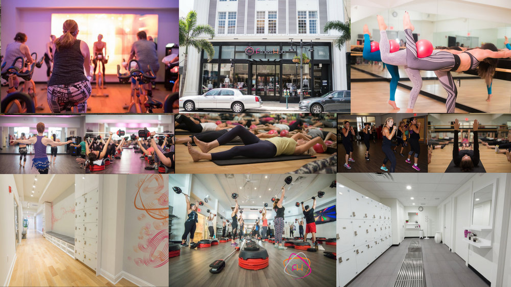 Voted one of the most beautiful fitness studios in the world on Instagram by Self Magazine - 2017
