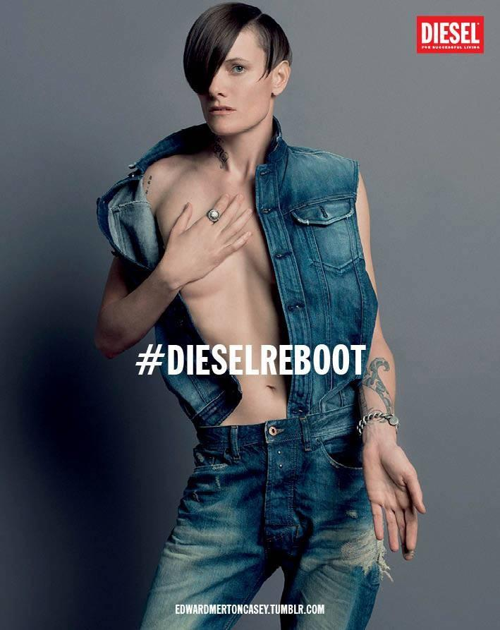 Casey Legler for #DIESELREBOOT