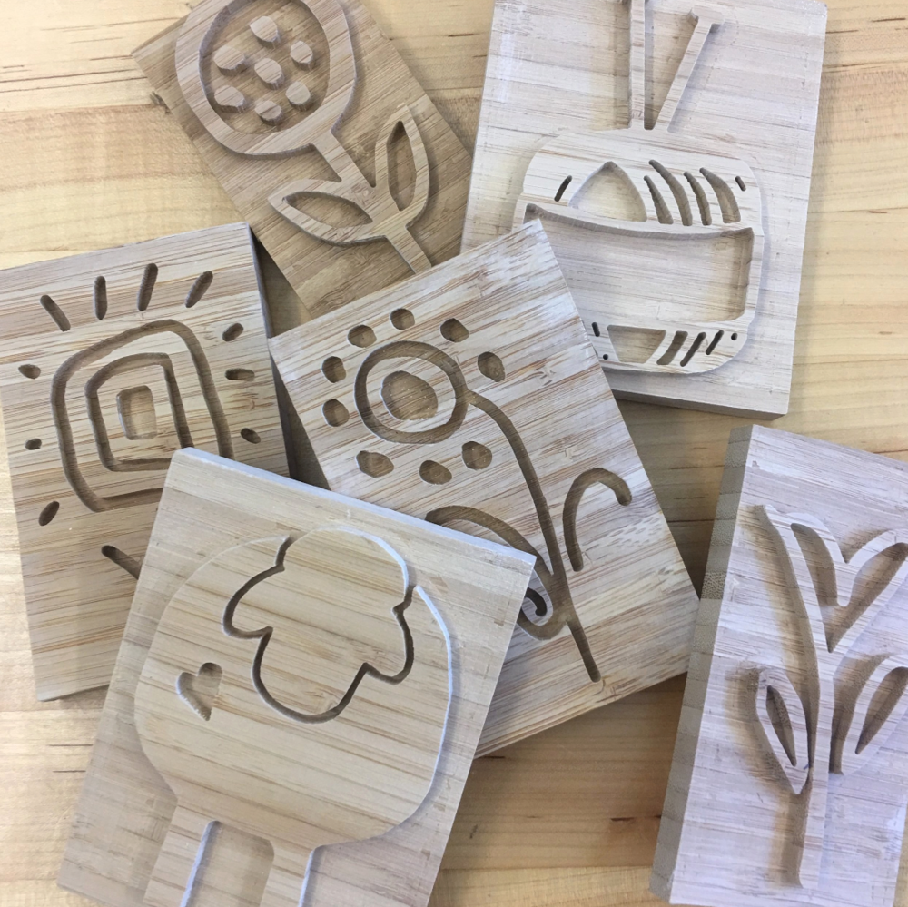 Shop Printing Blocks