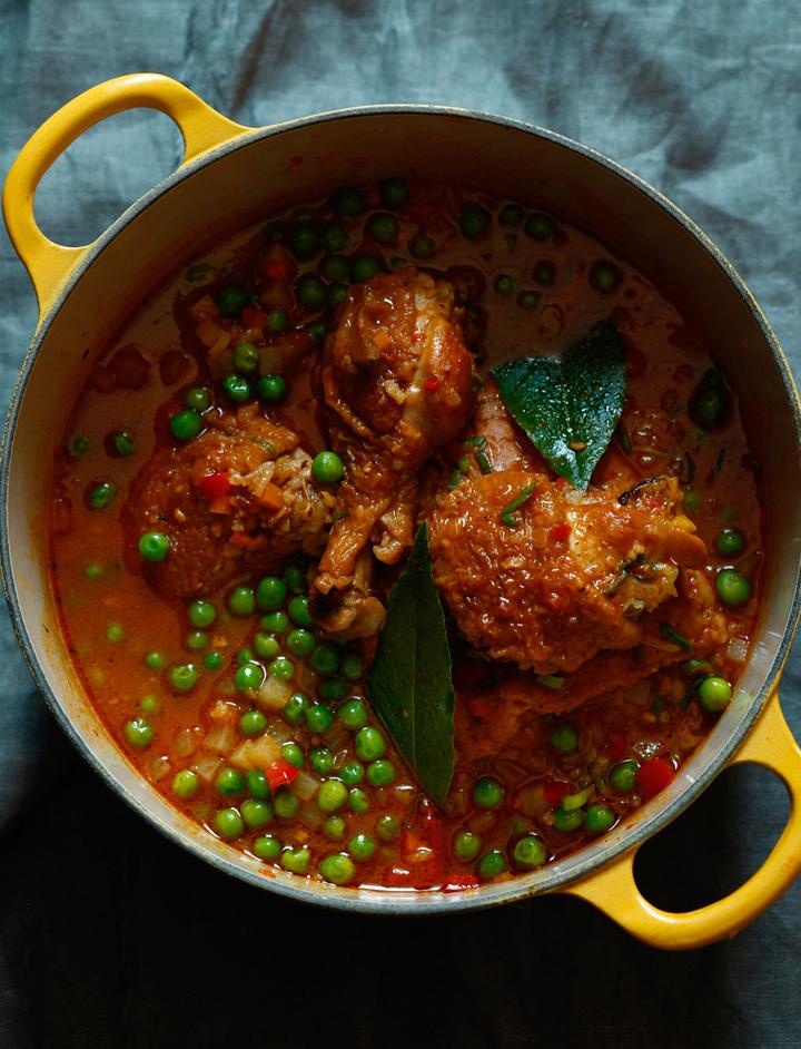 Aguado de Gallina (Ecuadorian Chicken Soup)