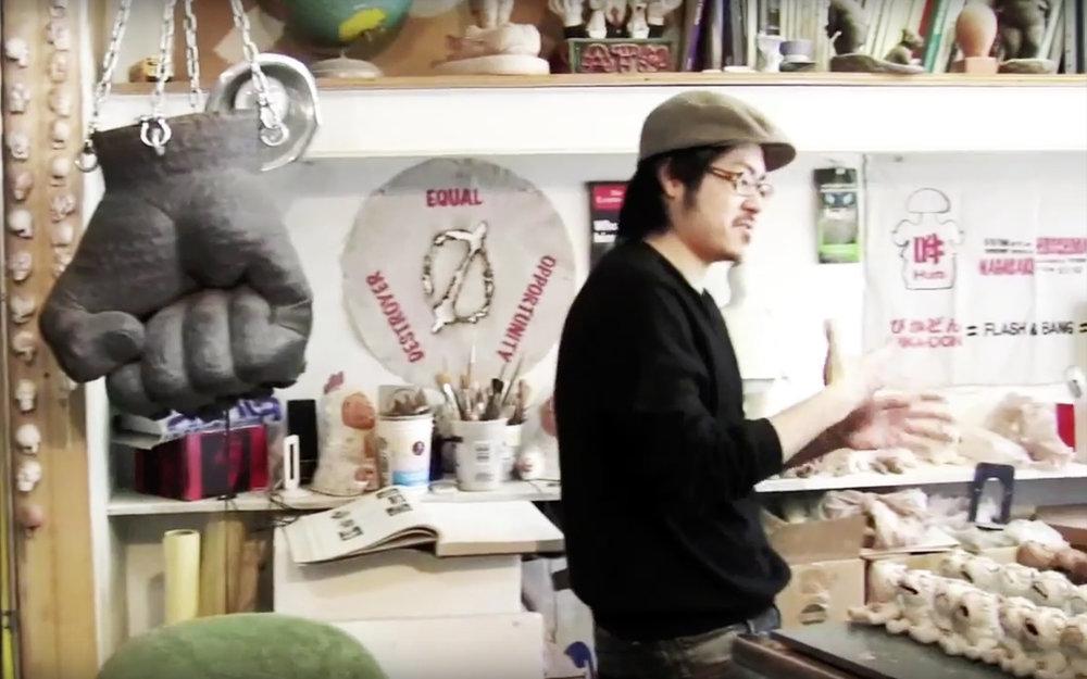Kenjiro Kitade - Balance / Appreciation / Questioning