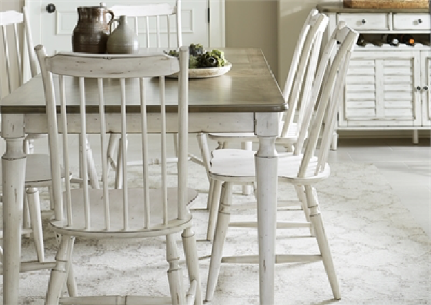 Farmhouse Table from Rubies Home Furnishings