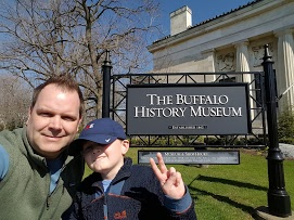 Exploring Local History -Buffalo, NY