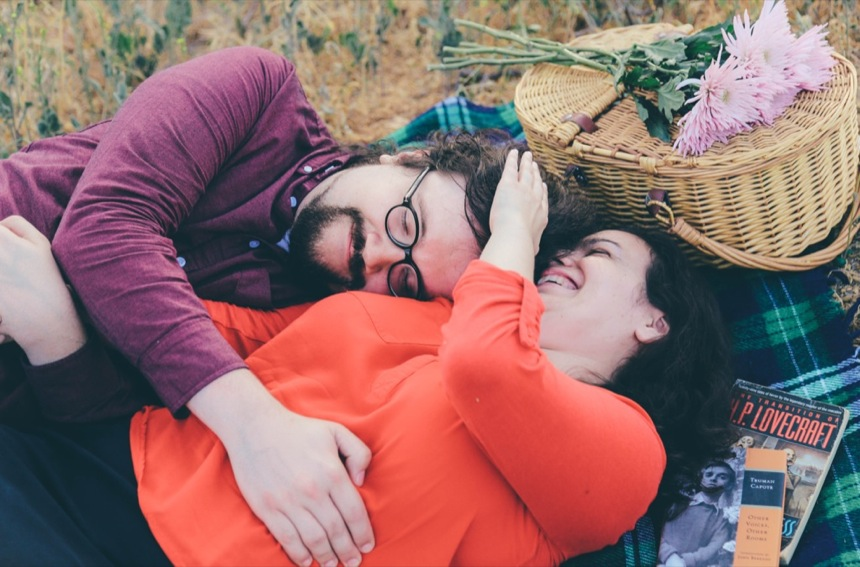 Griffith Park Engagement 4