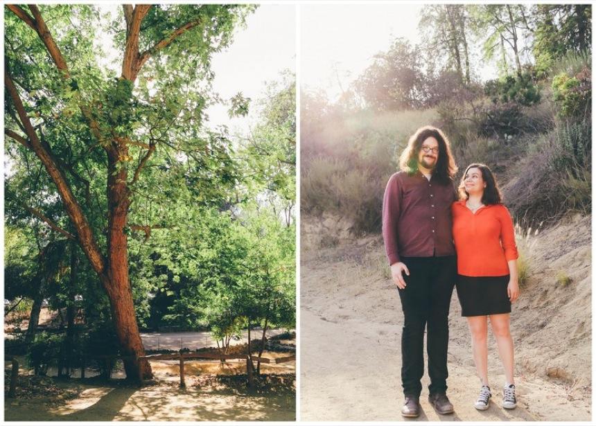 Griffith Park Engagement 11