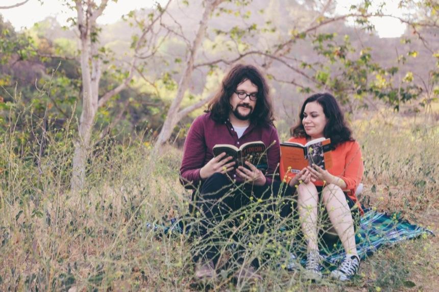 Griffith Park Engagement 15