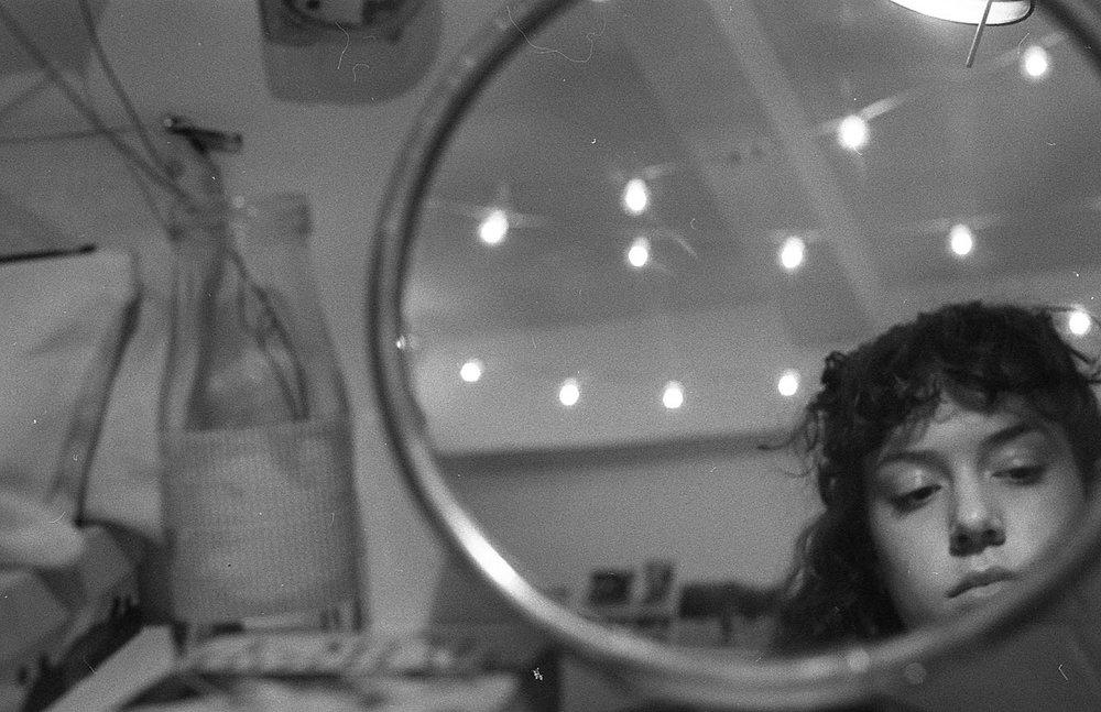 Photo by Camilla Ffrench, B&W Film