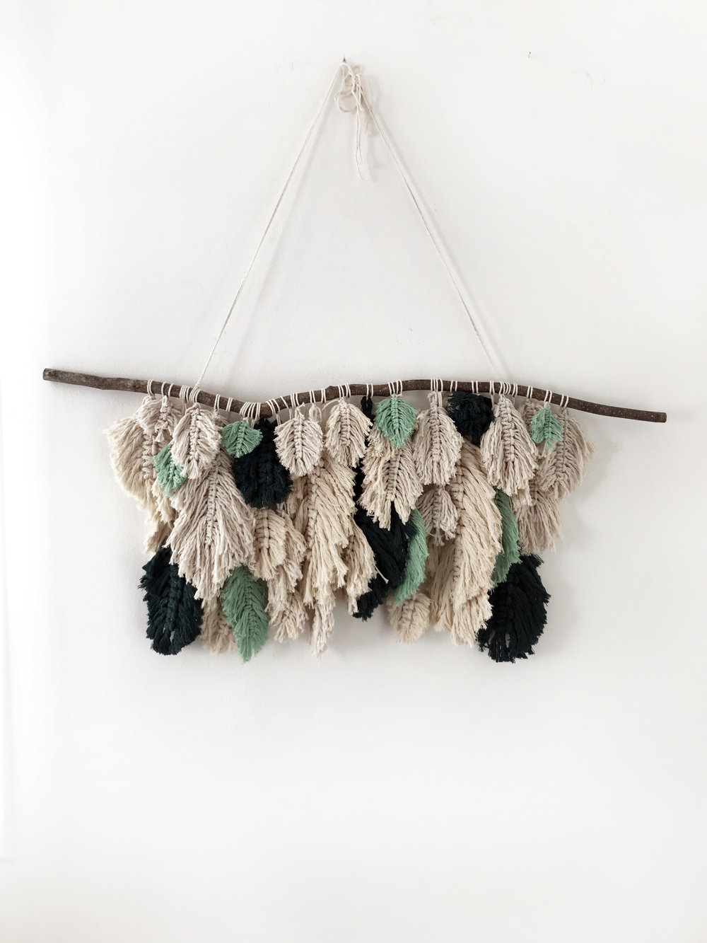 The show-stopping Willow Wall Hanging is in stock and in-store now!