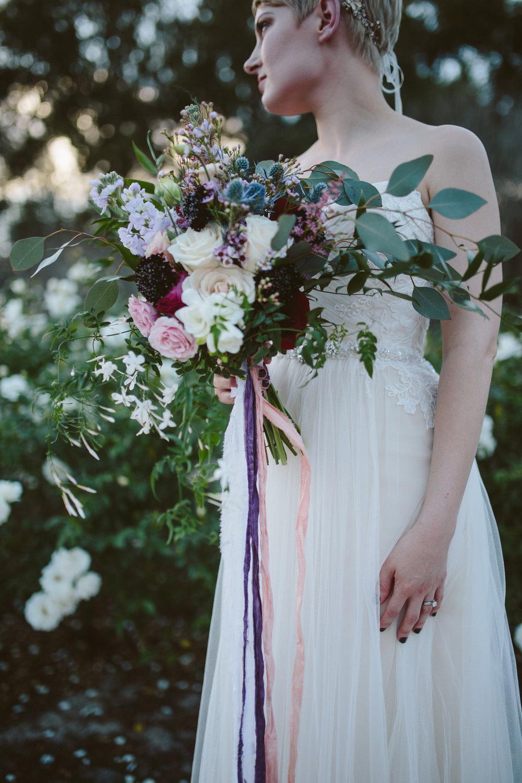 Soft + Romantic Wedding at Leu Gardens