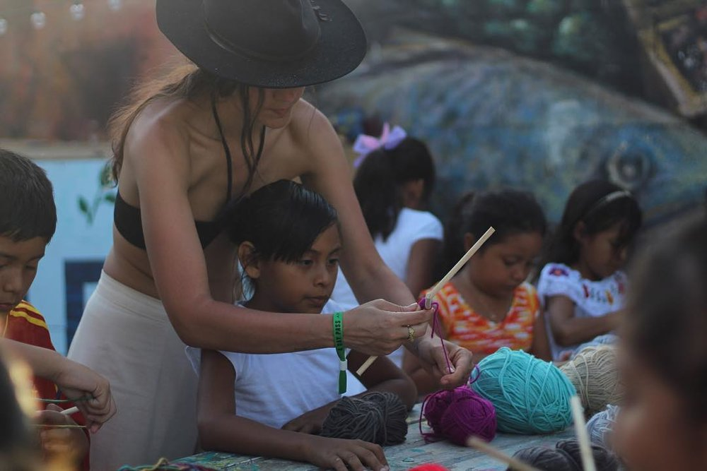 RUTA ESPERANZA - A SOCIAL PROJECT IN COLLABORATION WITH LADLE