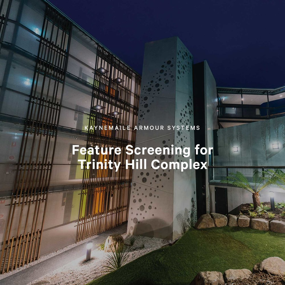 Feature Screening for Trinity Hill Complex, Tasmania, Australia