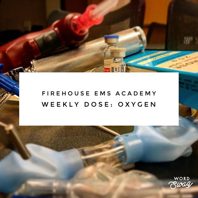"I am a firm believer that we as EMS professionals have to be Patient Advocates. One way we can achieve that goal is to do no harm. Which is why Firehouse EMS Academy would like to introduce our ""Weekly Dose"" series. The Weekly Dose will have drug information for a specific drug. We will have EMT and AEMT drugs. So if you would like to see a drug let us know!"