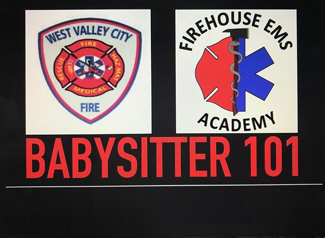 Firehouse EMS Academy and the West Valley City Fire Department have teamed up to bring you the Babysitter 101 course. This course is free of charge and open to anyone of babysitting age. We will cover basic first aid, choking and hands only CPR. We also cover topics like when to call 911, what information should the babysitter get from the parents, and many more. The class will be Wednesday March 6th from 5:30-8pm. Class size is limited to 20 so please RSVP prior to class. A Parent of the babysitter is encouraged to attend as well but not required. If you would like to enroll your babysitter feel free to DM us or contact Kyle. Contact info can be found at FirehouseEMSAcademy.com