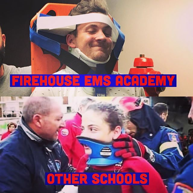 When you want the best, you call the Best! We are firefighter owned and operated. We respond to thousands of actual 911 calls a year. We then bring these skills to you in the classroom and in hands on training. Our AEMT class starts April 1st. Our EMT class starts April 23rd. Do wait call now, spots in our classes fill quickly. For more information check us out at FirehouseEMSacademy.com or contact Kyle, his info is on our website.