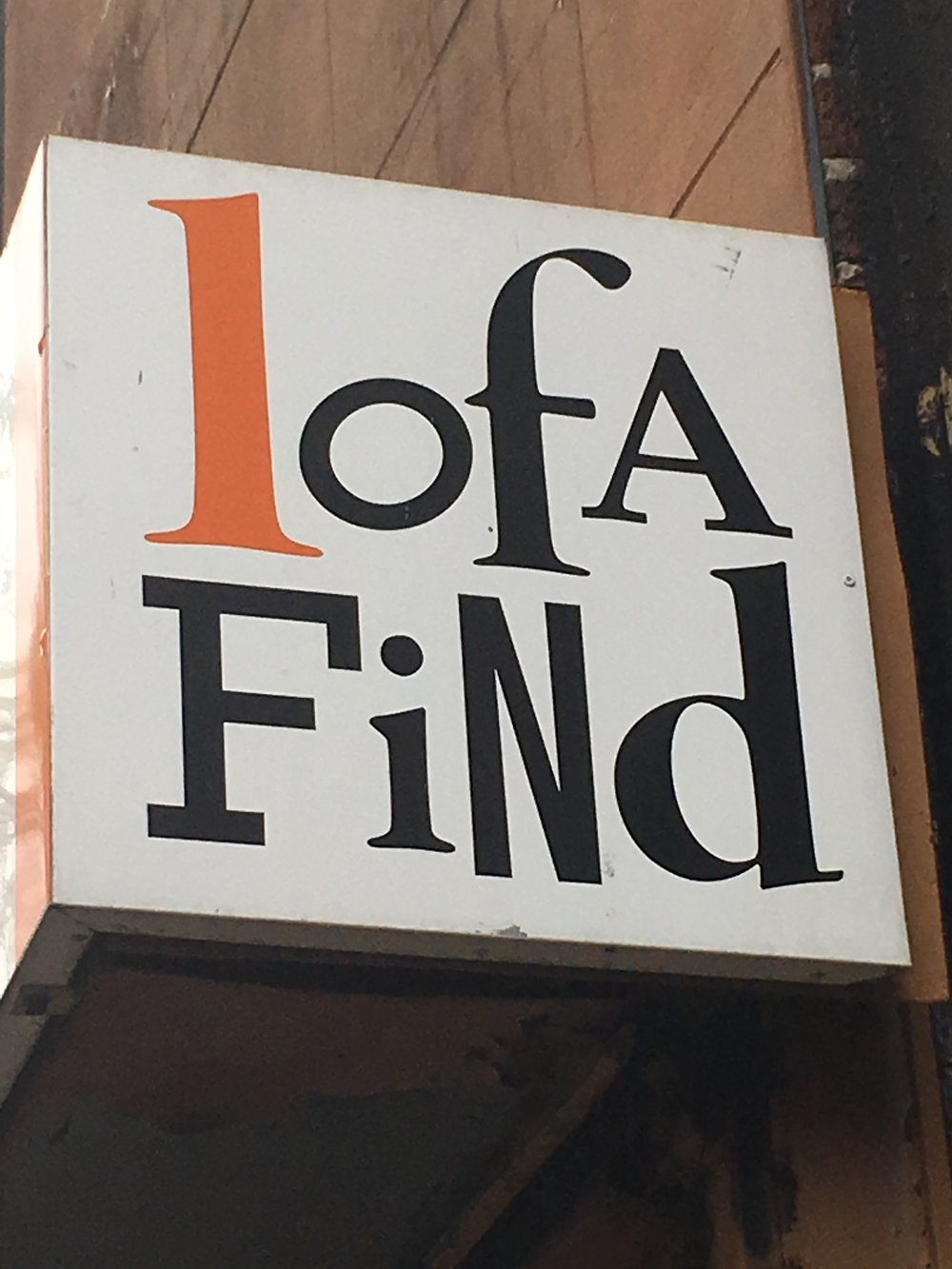 one-of-a-find-logo-close