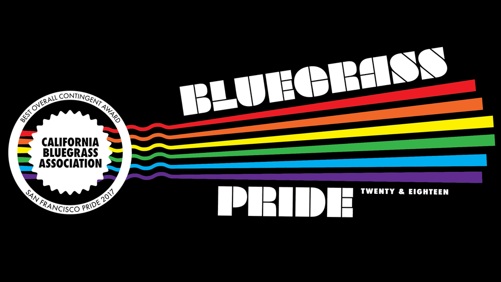 Bluegrass Pride - Join Bluegrass Pride in SF on June 24th to support the LGBTQ community!