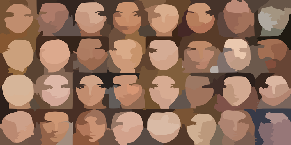 People with prosopagnosia can see faces but have a hard time recognising their identities.