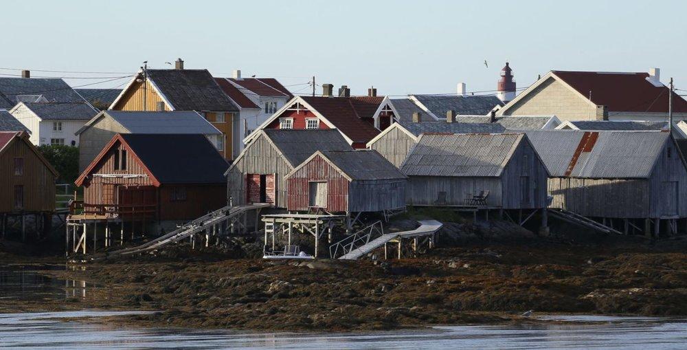 Veiholmen. Foto: Kjell Jøran Hansen