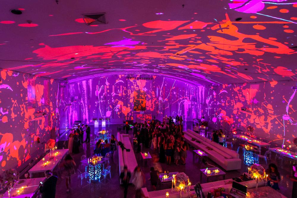 Large Art Basel Event Venue