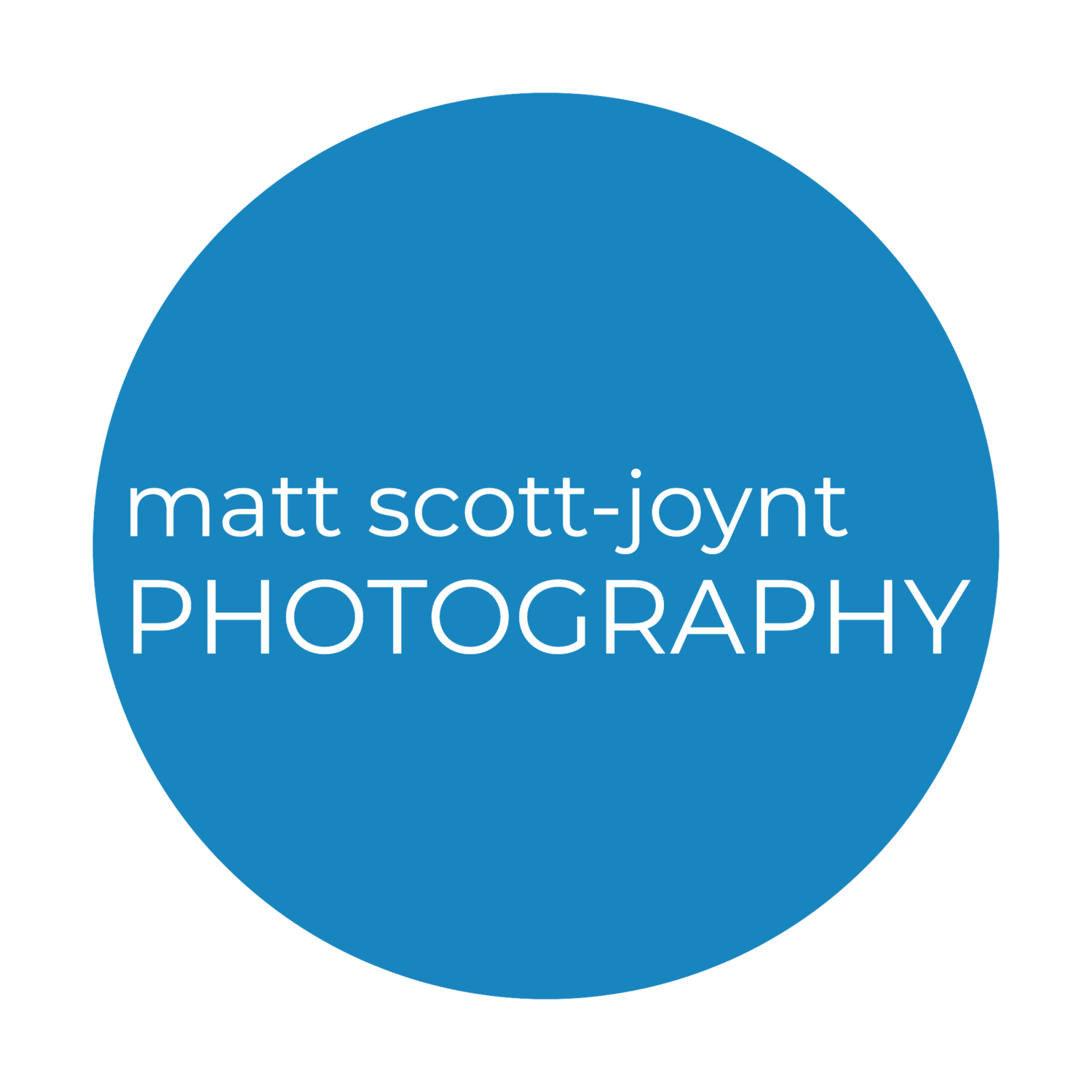 MATT SCOTT-JOYNT PHOTOGRAPHY