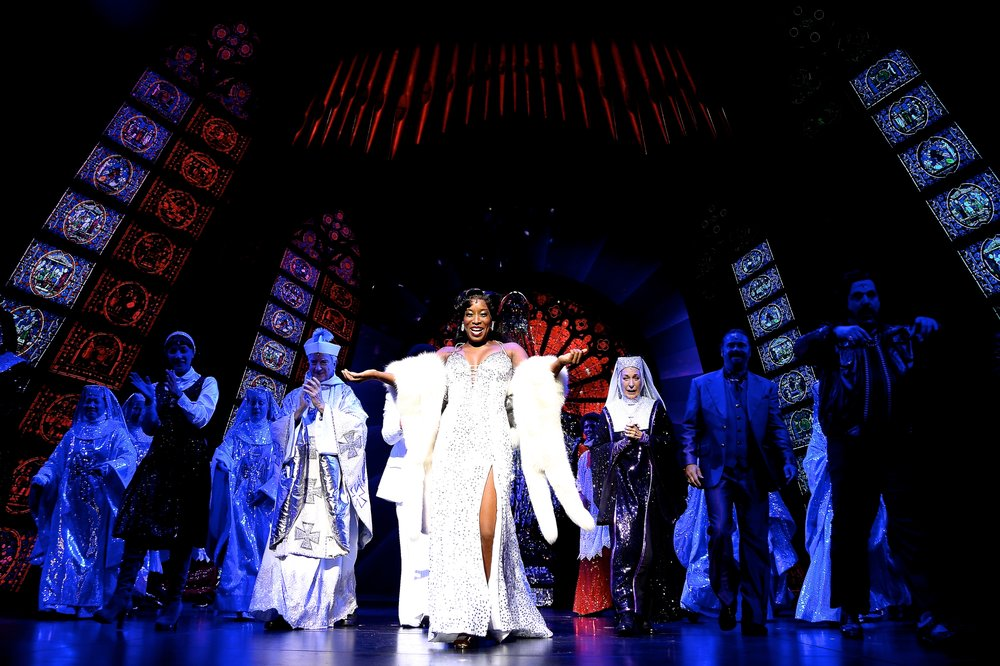 Aisata Blackman in SISTER ACT