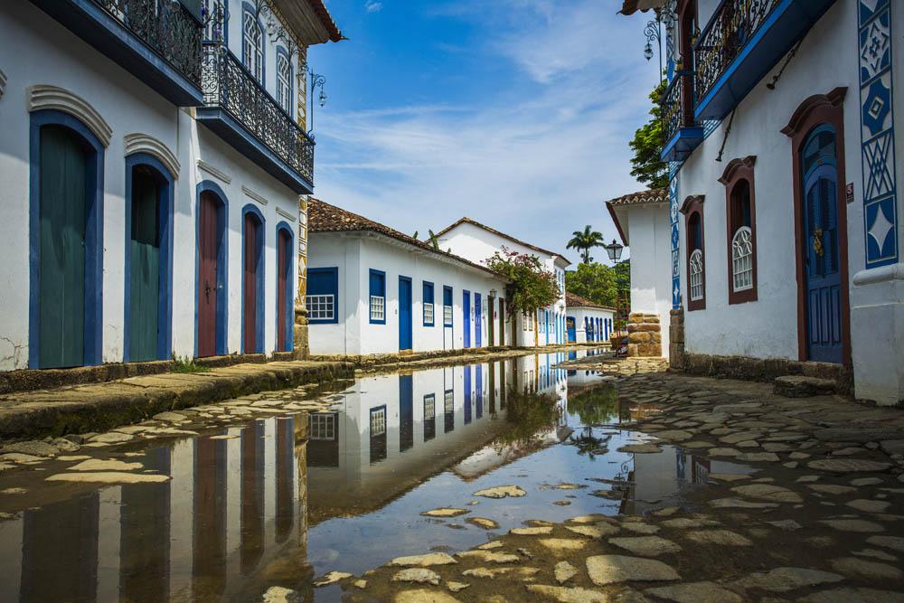 Paraty, BRAZIL - (2 SPOTS)
