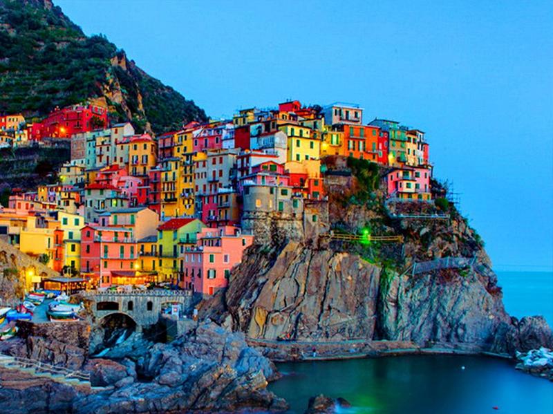 Cinque Terre, Italy - (2 SPOTS)
