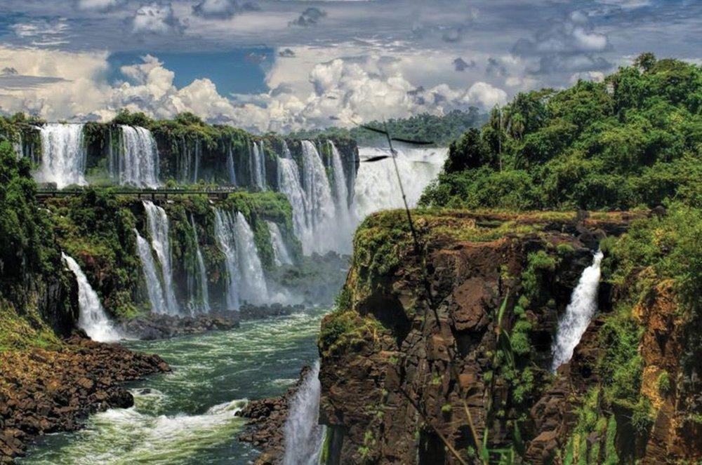 Iguazu, BRAZIL - (2 SPOTS)